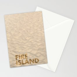 FIRE ISLAND Stationery Cards