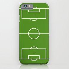 Football field fun design soccer field Slim Case iPhone 6s