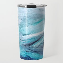 Iceland Blues Travel Mug