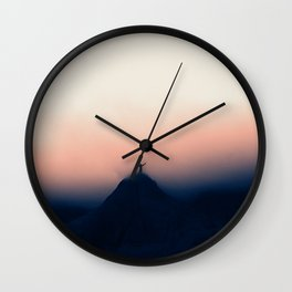 SHOUT OUT Wall Clock