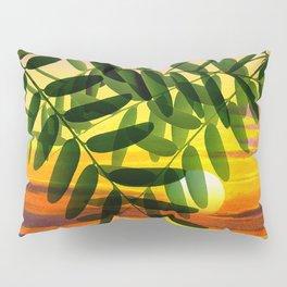 Acacia by the lake Pillow Sham