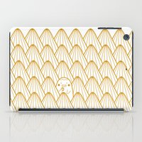 donut iPad Cases featuring Donut by Jarvis Glasses