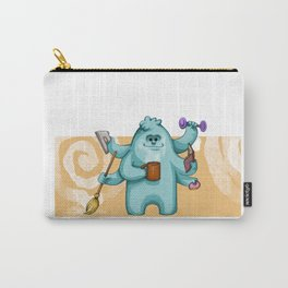 Multitasking Monster Carry-All Pouch