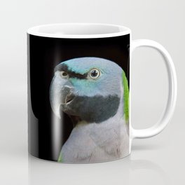 Lord Derby's parakeet Coffee Mug