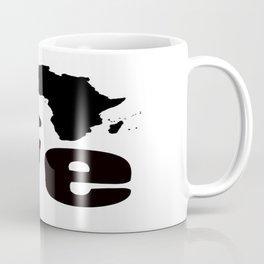 Afrakan Love  Coffee Mug