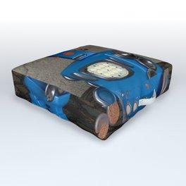 Robot & Son Outdoor Floor Cushion