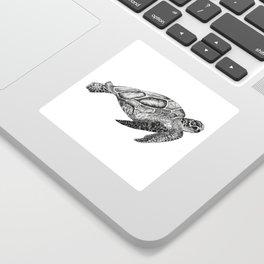 the lil sea guy Sticker