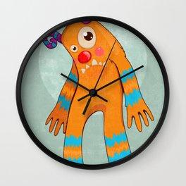 Monster-02 Wall Clock