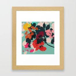 cherry blossom 5 Framed Art Print