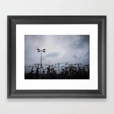 NDSM Framed Art Print