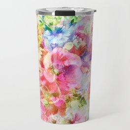 tendres fleurs des champs Travel Mug