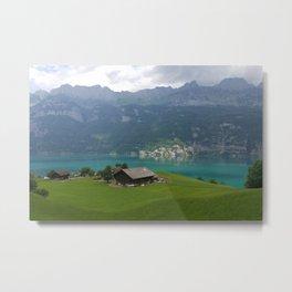Switzerland Dreams Metal Print