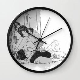 Paramour Wall Clock
