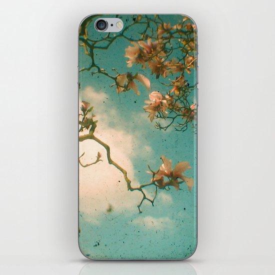Magnolia Falls iPhone & iPod Skin