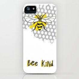 BEE Kind iPhone Case