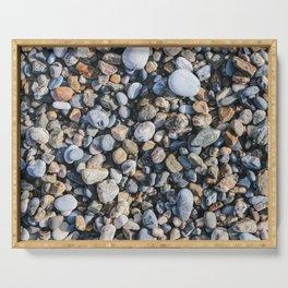 Sea Stones Serving Tray
