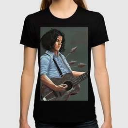 blue blood blues T-shirt