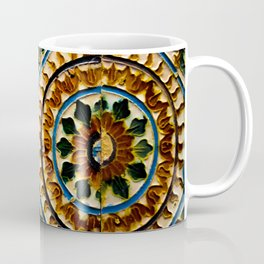 Spanish Tiles Coffee Mug