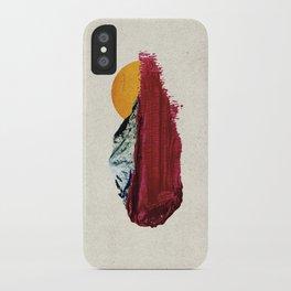 nature anthem iPhone Case