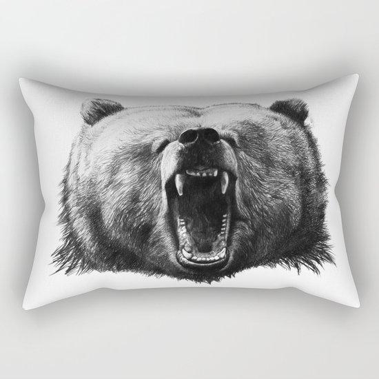 Bear HOBO Rectangular Pillow