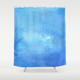Oxidane Shower Curtain