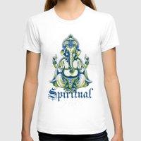 spiritual T-shirts featuring Spiritual healer  by Tshirt-Factory