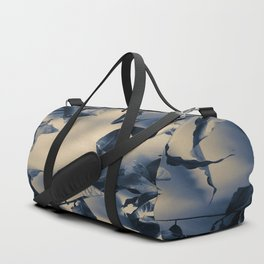 Bay leaves Duffle Bag