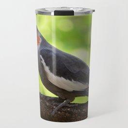 Hybrid Cat Bird Travel Mug