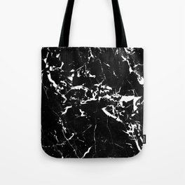 textured marble Tote Bag