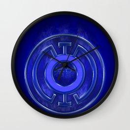 Blue Lantern Corp (Hope) Wall Clock