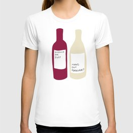 Love wine T-shirt