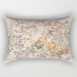 Tea Print #2 Rectangular Pillow