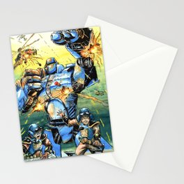 The Challenger Stationery Cards