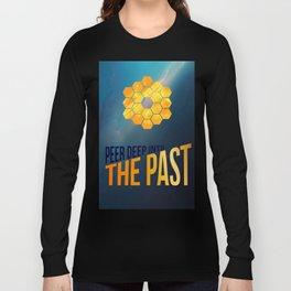 James Webb space telescope poster Long Sleeve T-shirt