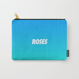 #TBT - ROSES Carry-All Pouch
