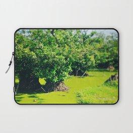 Green World Laptop Sleeve
