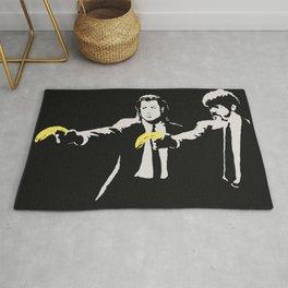 Banksy, Homage To A.Warhol, Banana And Quentin Tarantino, Artwork Reproduction, Posters, Prints, Bag Rug