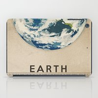 earth iPad Cases featuring Earth by Heather Landis