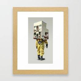 Dream House Framed Art Print