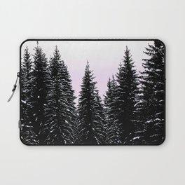 Pine Sunset Laptop Sleeve