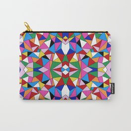Kaleidoscope II Carry-All Pouch