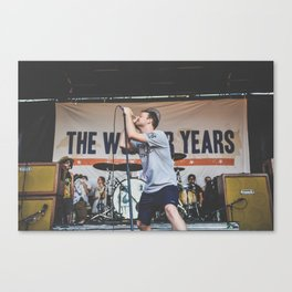 The Wonder Years Canvas Print