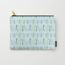 swords Carry-All Pouch