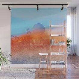 Landscape & gradients XX Wall Mural