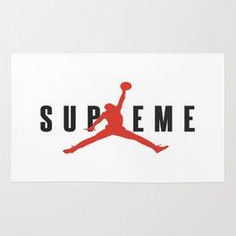 supreme jump Rug