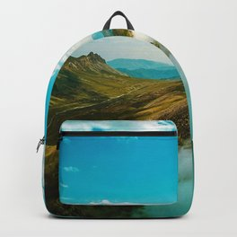 The Mountains (Color) Backpack