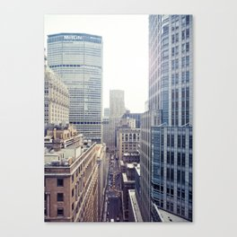 The High Life Canvas Print
