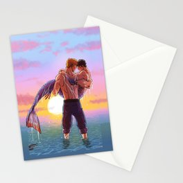 William and Theodore 21 Stationery Cards