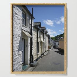PORT ISAAC CORNWALL FORE STREET Serving Tray