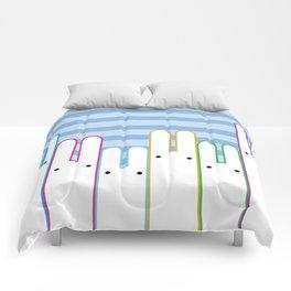 Bunny Buddies Comforters